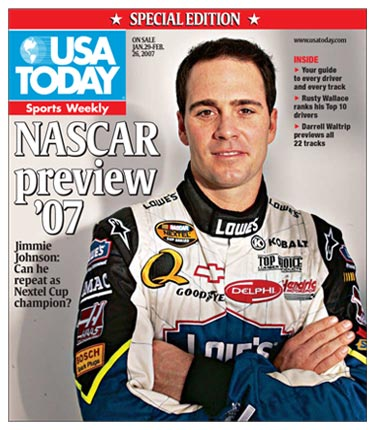 2007 NASCAR Guide Special Edition